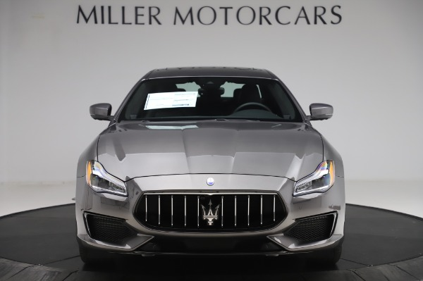 New 2020 Maserati Quattroporte S Q4 GranSport for sale $125,085 at Rolls-Royce Motor Cars Greenwich in Greenwich CT 06830 12