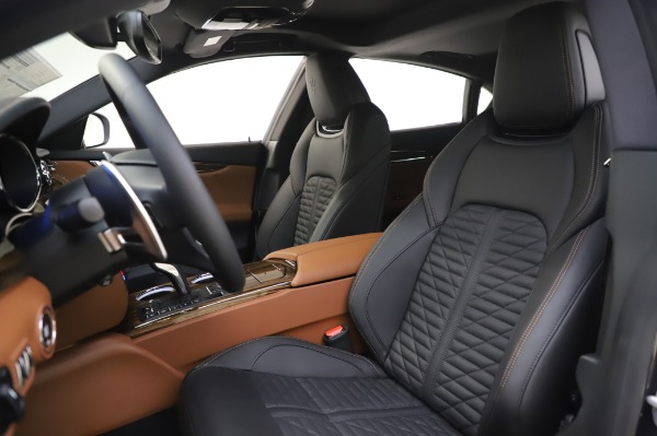 New 2020 Maserati Quattroporte S Q4 GranSport for sale $125,085 at Rolls-Royce Motor Cars Greenwich in Greenwich CT 06830 14