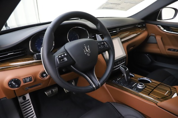 New 2020 Maserati Quattroporte S Q4 GranSport for sale $125,085 at Rolls-Royce Motor Cars Greenwich in Greenwich CT 06830 16