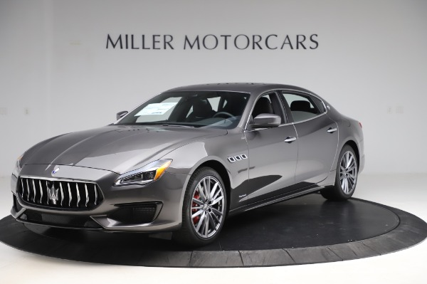 New 2020 Maserati Quattroporte S Q4 GranSport for sale $125,085 at Rolls-Royce Motor Cars Greenwich in Greenwich CT 06830 2