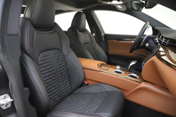 New 2020 Maserati Quattroporte S Q4 GranSport for sale $125,085 at Rolls-Royce Motor Cars Greenwich in Greenwich CT 06830 22