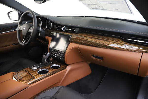 New 2020 Maserati Quattroporte S Q4 GranSport for sale $125,085 at Rolls-Royce Motor Cars Greenwich in Greenwich CT 06830 24