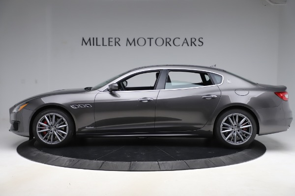 New 2020 Maserati Quattroporte S Q4 GranSport for sale $125,085 at Rolls-Royce Motor Cars Greenwich in Greenwich CT 06830 3