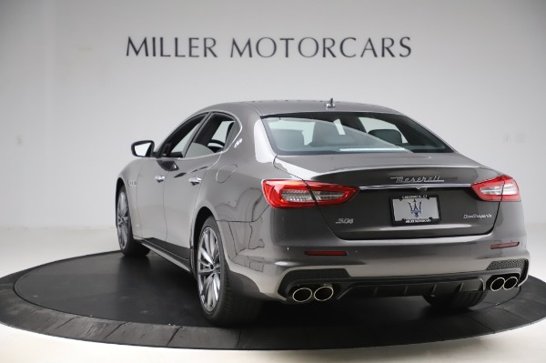 New 2020 Maserati Quattroporte S Q4 GranSport for sale $125,085 at Rolls-Royce Motor Cars Greenwich in Greenwich CT 06830 5