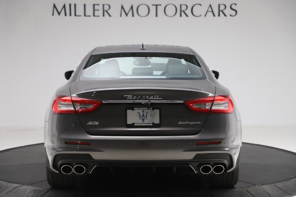 New 2020 Maserati Quattroporte S Q4 GranSport for sale $125,085 at Rolls-Royce Motor Cars Greenwich in Greenwich CT 06830 6