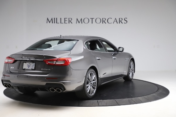 New 2020 Maserati Quattroporte S Q4 GranSport for sale $125,085 at Rolls-Royce Motor Cars Greenwich in Greenwich CT 06830 7