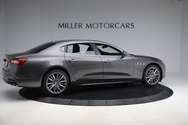 New 2020 Maserati Quattroporte S Q4 GranSport for sale $125,085 at Rolls-Royce Motor Cars Greenwich in Greenwich CT 06830 8