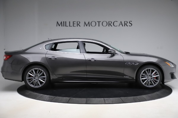 New 2020 Maserati Quattroporte S Q4 GranSport for sale $125,085 at Rolls-Royce Motor Cars Greenwich in Greenwich CT 06830 9
