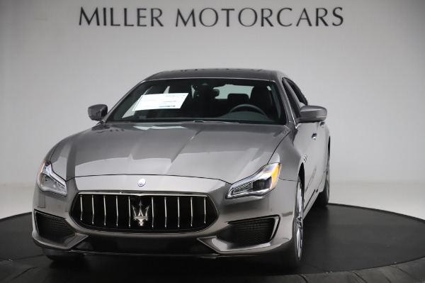 New 2020 Maserati Quattroporte S Q4 GranSport for sale $125,085 at Rolls-Royce Motor Cars Greenwich in Greenwich CT 06830 1
