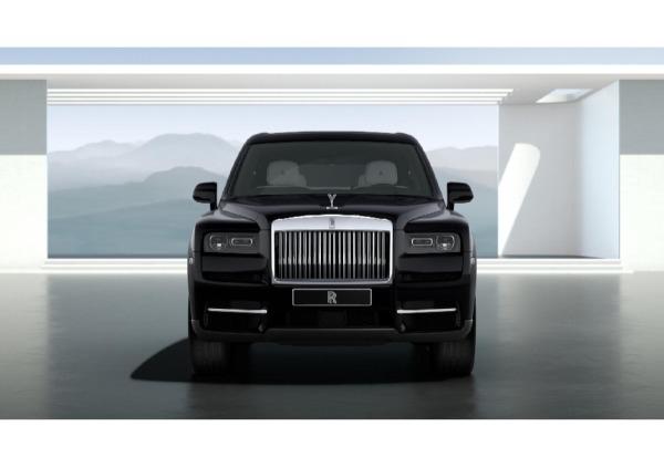 New 2021 Rolls-Royce Cullinan Base for sale $376,075 at Rolls-Royce Motor Cars Greenwich in Greenwich CT 06830 2