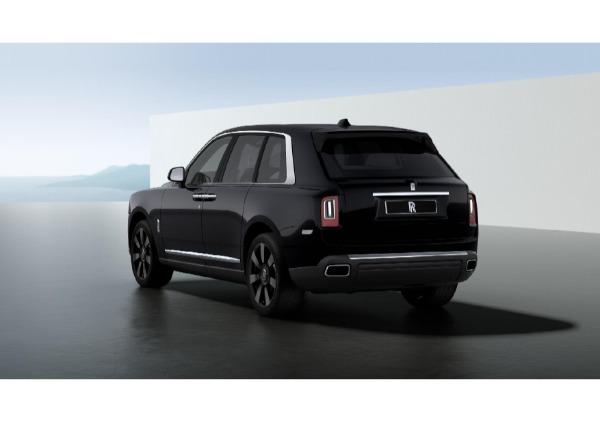 New 2021 Rolls-Royce Cullinan Base for sale $376,075 at Rolls-Royce Motor Cars Greenwich in Greenwich CT 06830 3