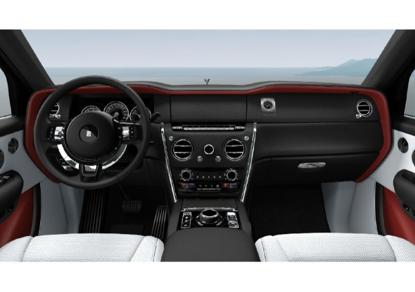 New 2021 Rolls-Royce Cullinan Base for sale $376,075 at Rolls-Royce Motor Cars Greenwich in Greenwich CT 06830 6