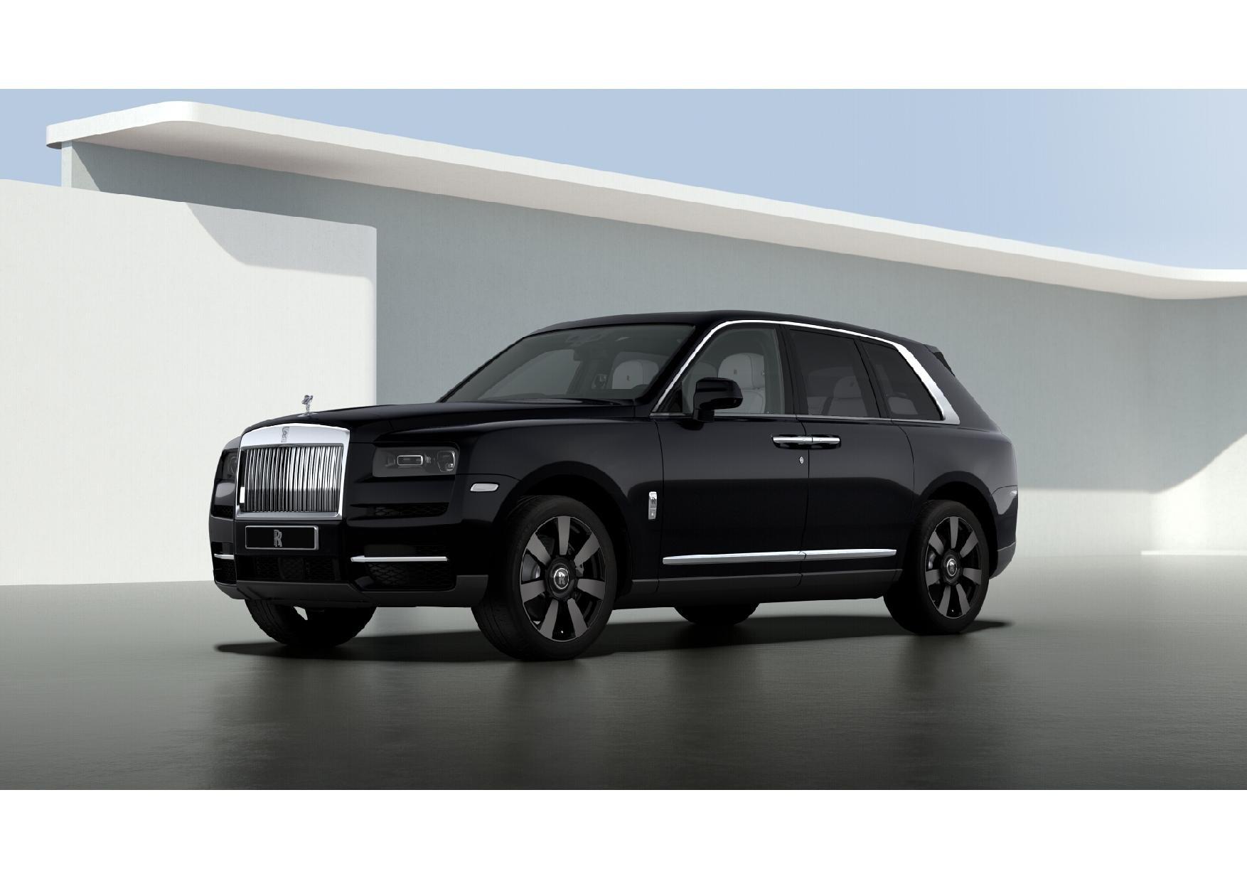 New 2021 Rolls-Royce Cullinan Base for sale $376,075 at Rolls-Royce Motor Cars Greenwich in Greenwich CT 06830 1
