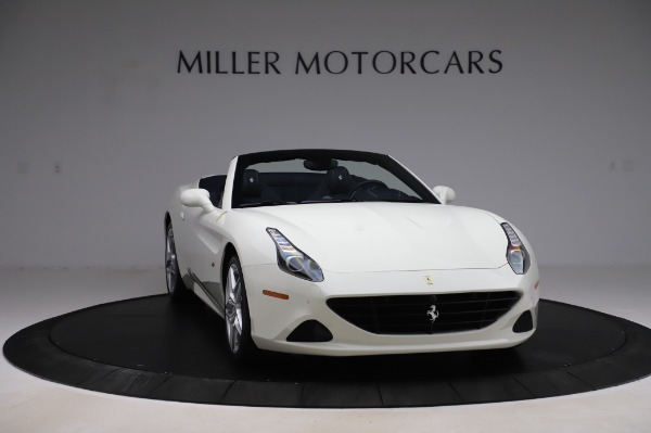 Used 2016 Ferrari California T for sale Sold at Rolls-Royce Motor Cars Greenwich in Greenwich CT 06830 12