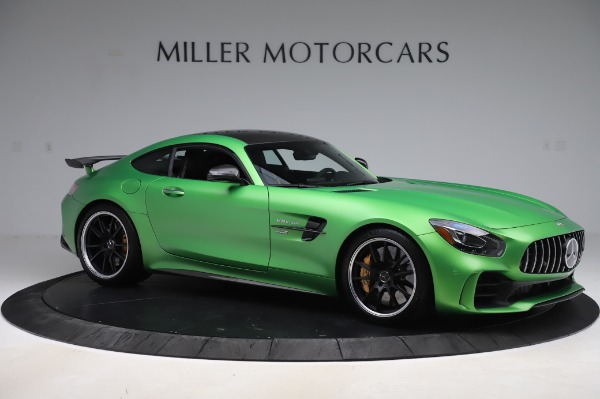 Used 2019 Mercedes-Benz AMG GT R for sale $155,900 at Rolls-Royce Motor Cars Greenwich in Greenwich CT 06830 10