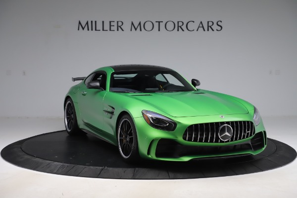 Used 2019 Mercedes-Benz AMG GT R for sale $155,900 at Rolls-Royce Motor Cars Greenwich in Greenwich CT 06830 11