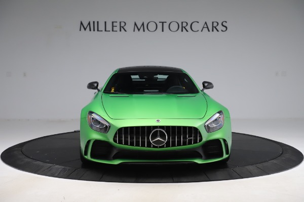 Used 2019 Mercedes-Benz AMG GT R for sale $155,900 at Rolls-Royce Motor Cars Greenwich in Greenwich CT 06830 12