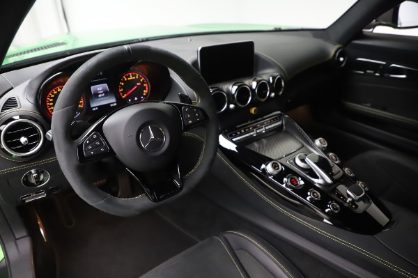 Used 2019 Mercedes-Benz AMG GT R for sale $155,900 at Rolls-Royce Motor Cars Greenwich in Greenwich CT 06830 13
