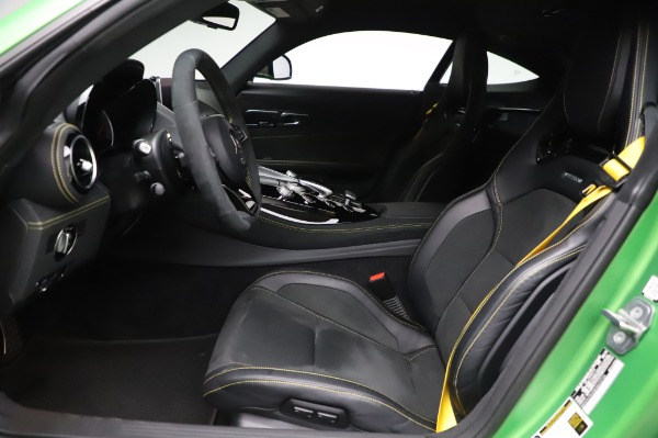 Used 2019 Mercedes-Benz AMG GT R for sale $155,900 at Rolls-Royce Motor Cars Greenwich in Greenwich CT 06830 14