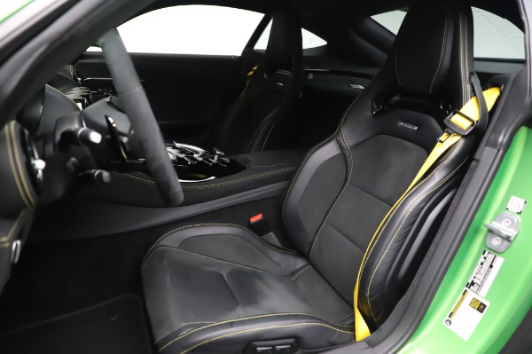 Used 2019 Mercedes-Benz AMG GT R for sale $155,900 at Rolls-Royce Motor Cars Greenwich in Greenwich CT 06830 15