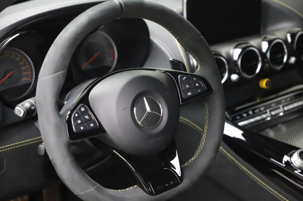 Used 2019 Mercedes-Benz AMG GT R for sale $155,900 at Rolls-Royce Motor Cars Greenwich in Greenwich CT 06830 18