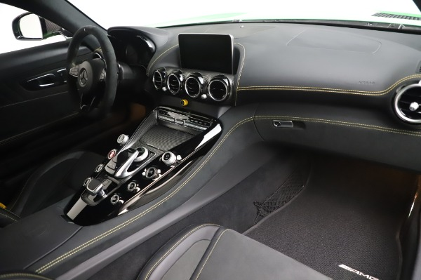 Used 2019 Mercedes-Benz AMG GT R for sale $155,900 at Rolls-Royce Motor Cars Greenwich in Greenwich CT 06830 19