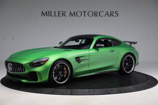 Used 2019 Mercedes-Benz AMG GT R for sale $155,900 at Rolls-Royce Motor Cars Greenwich in Greenwich CT 06830 2