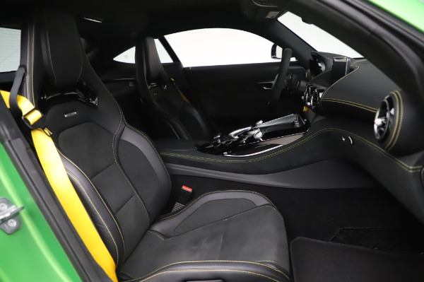 Used 2019 Mercedes-Benz AMG GT R for sale $155,900 at Rolls-Royce Motor Cars Greenwich in Greenwich CT 06830 20