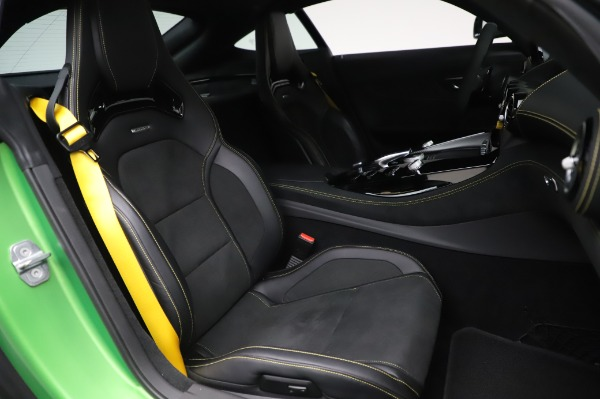 Used 2019 Mercedes-Benz AMG GT R for sale $155,900 at Rolls-Royce Motor Cars Greenwich in Greenwich CT 06830 21