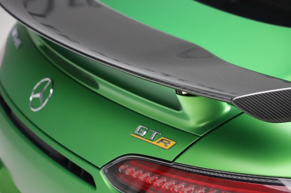 Used 2019 Mercedes-Benz AMG GT R for sale $155,900 at Rolls-Royce Motor Cars Greenwich in Greenwich CT 06830 26