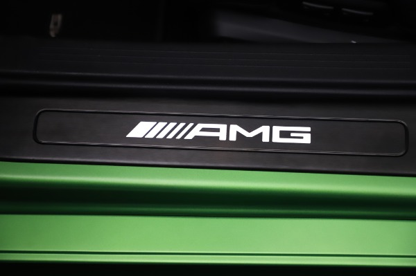 Used 2019 Mercedes-Benz AMG GT R for sale $155,900 at Rolls-Royce Motor Cars Greenwich in Greenwich CT 06830 27