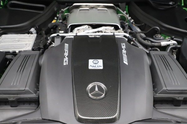 Used 2019 Mercedes-Benz AMG GT R for sale $155,900 at Rolls-Royce Motor Cars Greenwich in Greenwich CT 06830 28
