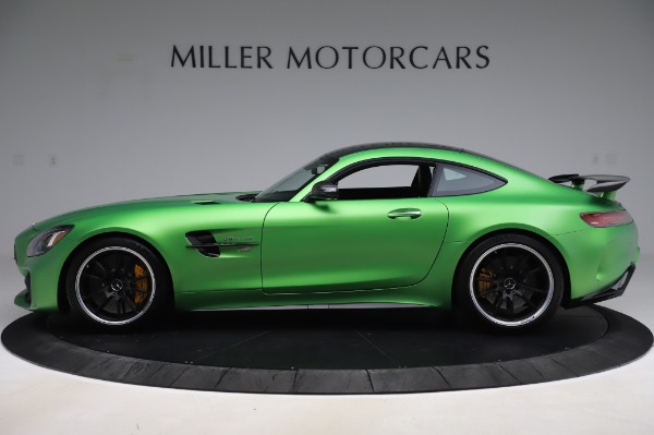 Used 2019 Mercedes-Benz AMG GT R for sale $155,900 at Rolls-Royce Motor Cars Greenwich in Greenwich CT 06830 3