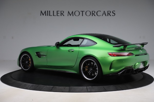 Used 2019 Mercedes-Benz AMG GT R for sale $155,900 at Rolls-Royce Motor Cars Greenwich in Greenwich CT 06830 4