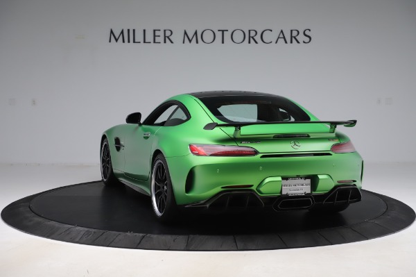 Used 2019 Mercedes-Benz AMG GT R for sale $155,900 at Rolls-Royce Motor Cars Greenwich in Greenwich CT 06830 5