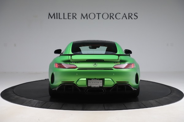 Used 2019 Mercedes-Benz AMG GT R for sale $155,900 at Rolls-Royce Motor Cars Greenwich in Greenwich CT 06830 6