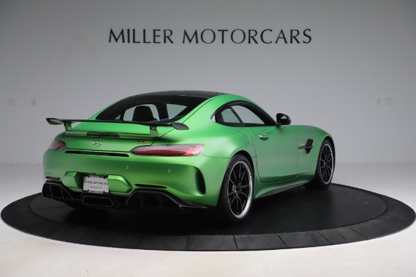 Used 2019 Mercedes-Benz AMG GT R for sale $155,900 at Rolls-Royce Motor Cars Greenwich in Greenwich CT 06830 7