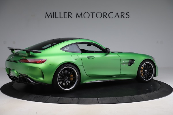 Used 2019 Mercedes-Benz AMG GT R for sale $155,900 at Rolls-Royce Motor Cars Greenwich in Greenwich CT 06830 8