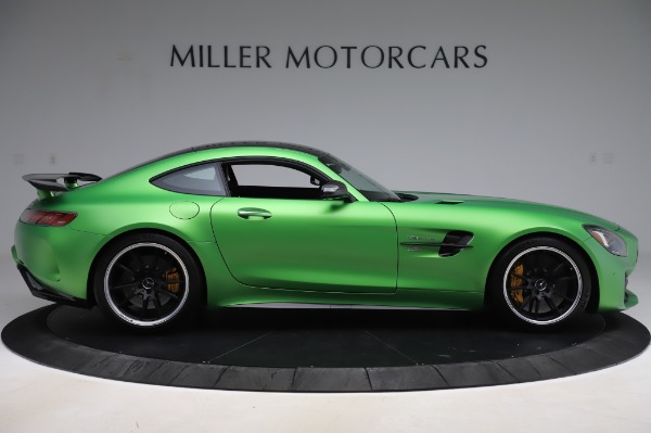Used 2019 Mercedes-Benz AMG GT R for sale $155,900 at Rolls-Royce Motor Cars Greenwich in Greenwich CT 06830 9