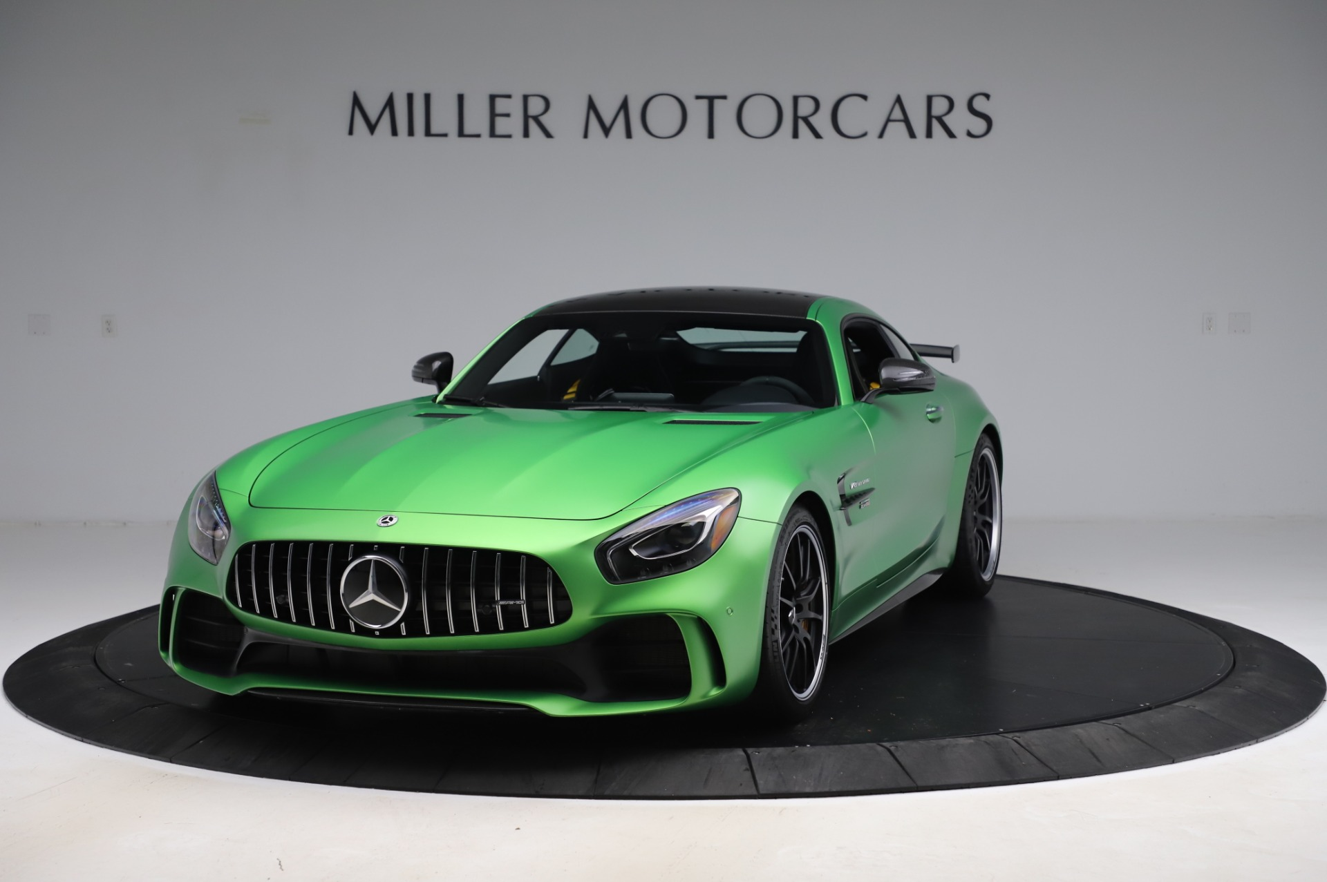 Used 2019 Mercedes-Benz AMG GT R for sale $155,900 at Rolls-Royce Motor Cars Greenwich in Greenwich CT 06830 1