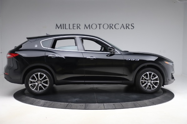 Used 2017 Maserati Levante Q4 for sale $51,900 at Rolls-Royce Motor Cars Greenwich in Greenwich CT 06830 10