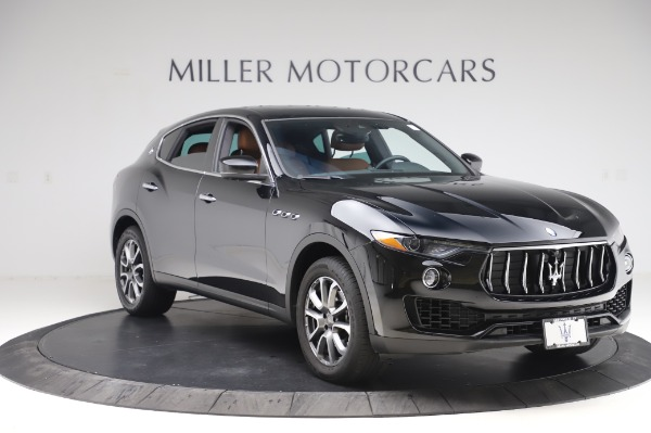 Used 2017 Maserati Levante Q4 for sale $51,900 at Rolls-Royce Motor Cars Greenwich in Greenwich CT 06830 12