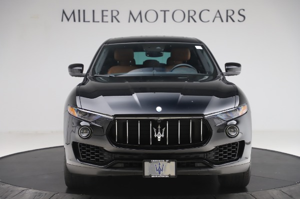 Used 2017 Maserati Levante Q4 for sale $51,900 at Rolls-Royce Motor Cars Greenwich in Greenwich CT 06830 13