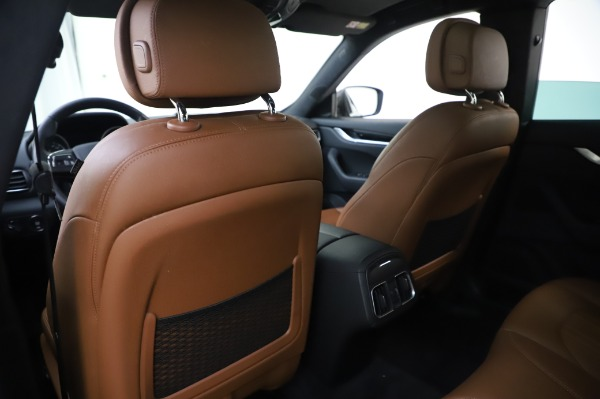 Used 2017 Maserati Levante Q4 for sale $51,900 at Rolls-Royce Motor Cars Greenwich in Greenwich CT 06830 20