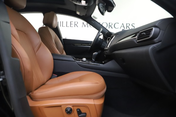Used 2017 Maserati Levante Q4 for sale $51,900 at Rolls-Royce Motor Cars Greenwich in Greenwich CT 06830 22