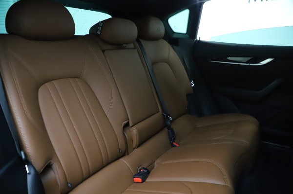 Used 2017 Maserati Levante Q4 for sale $51,900 at Rolls-Royce Motor Cars Greenwich in Greenwich CT 06830 24