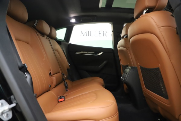 Used 2017 Maserati Levante Q4 for sale $51,900 at Rolls-Royce Motor Cars Greenwich in Greenwich CT 06830 25