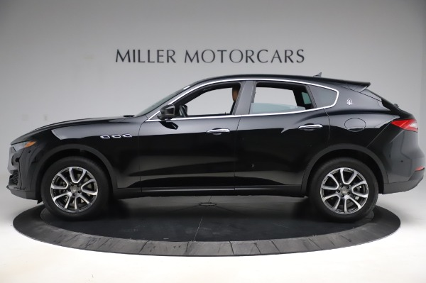 Used 2017 Maserati Levante Q4 for sale $51,900 at Rolls-Royce Motor Cars Greenwich in Greenwich CT 06830 4