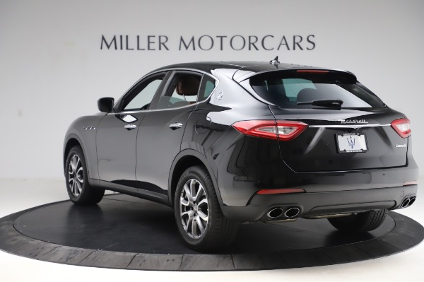 Used 2017 Maserati Levante Q4 for sale $51,900 at Rolls-Royce Motor Cars Greenwich in Greenwich CT 06830 6