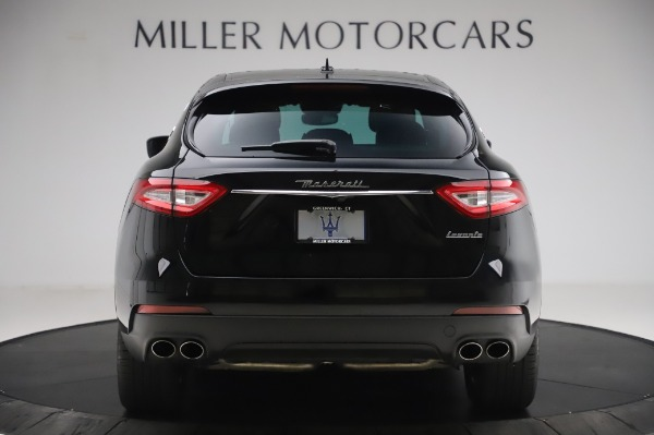 Used 2017 Maserati Levante Q4 for sale $51,900 at Rolls-Royce Motor Cars Greenwich in Greenwich CT 06830 7
